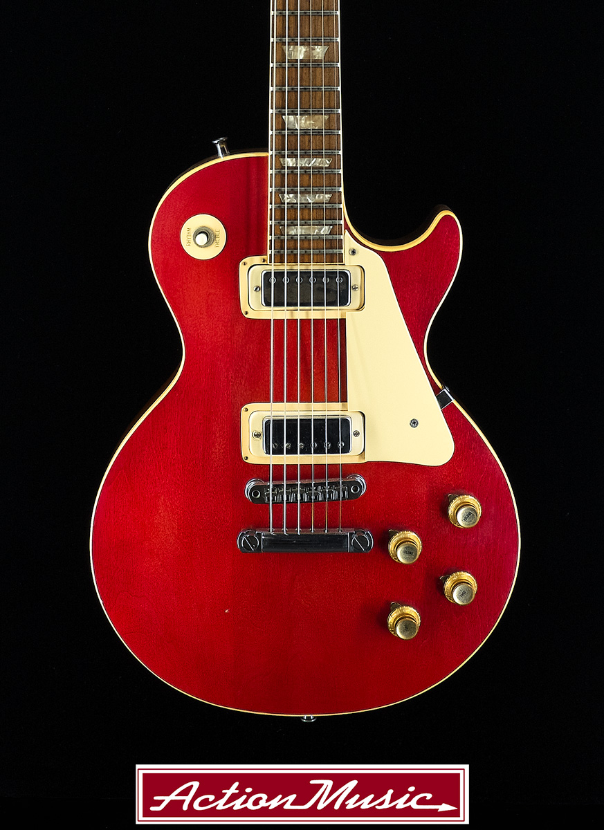 Gibson Les Paul Deluxe 1974 Action Music