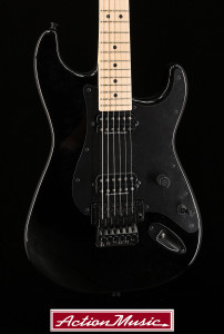 2014 Charvel So Cal Style 1 HH Black_2