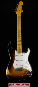 2014 Fender CS 60th Anniversary Stratocaster_1